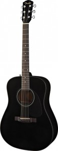 Fender CD-60 Dreadnought best Acoustic Guitar - Black reviews