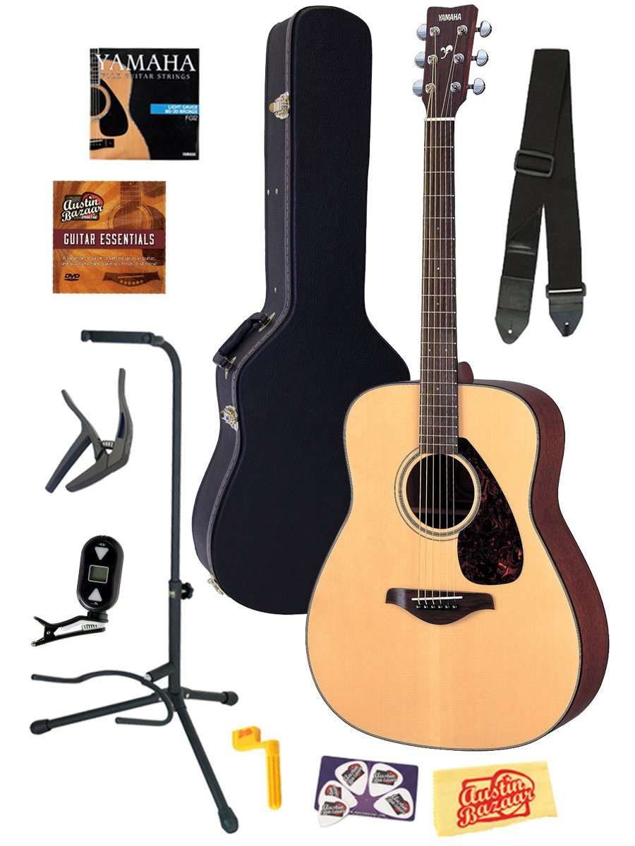 Some Of The Best Recognized Acoustic Guitars Under 300