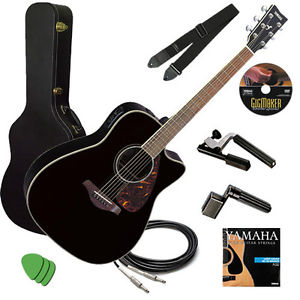 Yamaha electric guitar under 500