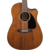 Read my honest review of Fender CD-60CE Dreadnought Cutaway Acoustic Guitar